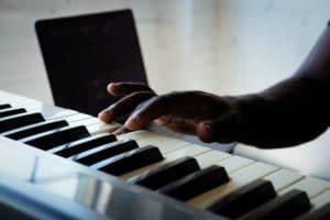 Klavier Fingersatz selbst erarbeiten