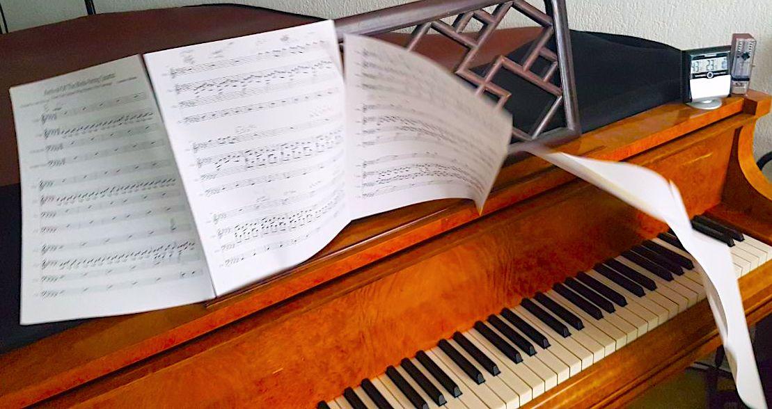 Die 5 besten Notenmappen fürs Klavier | Ratgeber Ordner für Musiknoten
